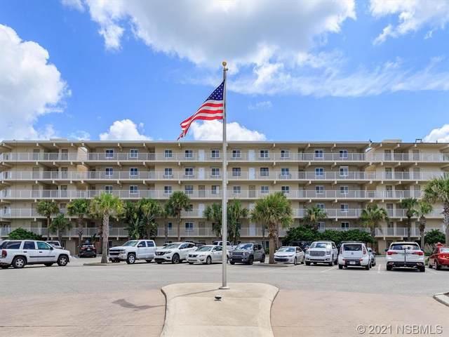 2401 S Atlantic Avenue E306, New Smyrna Beach, FL 32169 (MLS #1064519) :: Florida Life Real Estate Group