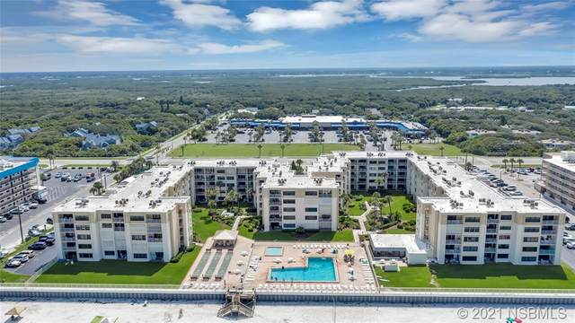 4175 S Atlantic Avenue #105, New Smyrna Beach, FL 32169 (MLS #1064560) :: Florida Life Real Estate Group