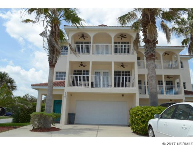 610 S Atlantic Avenue #1, New Smyrna Beach, FL 32169 (MLS #1028329) :: BuySellLiveFlorida.com