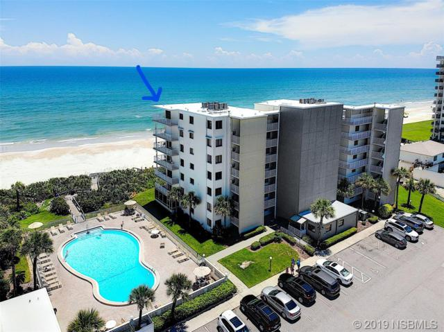 5303 S Atlantic Avenue #75, New Smyrna Beach, FL 32169 (MLS #1040885) :: Florida Life Real Estate Group