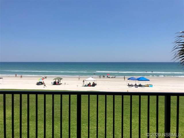 5499 S Atlantic Avenue #203, New Smyrna Beach, FL 32169 (MLS #1050772) :: BuySellLiveFlorida.com