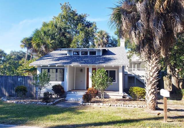 421 Eleanore Avenue, New Smyrna Beach, FL 32168 (MLS #1054286) :: Florida Life Real Estate Group