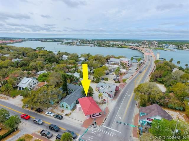 121 Flagler Avenue, New Smyrna Beach, FL 32169 (MLS #1057439) :: Florida Life Real Estate Group