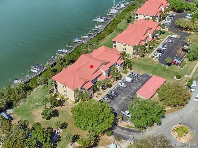 464 Bouchelle Drive #103, New Smyrna Beach, FL 32169 (MLS #1057684) :: Florida Life Real Estate Group
