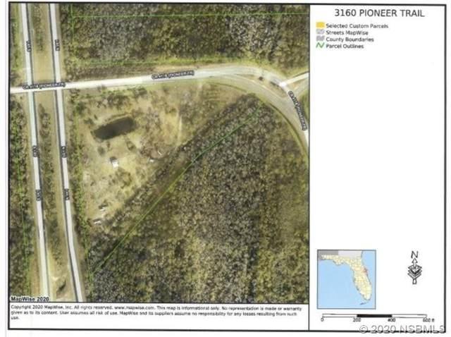 3160 Pioneer Trail, New Smyrna Beach, FL 32168 (MLS #1058538) :: BuySellLiveFlorida.com