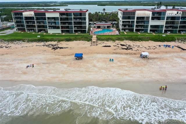 6727 Turtlemound Road #419, New Smyrna Beach, FL 32169 (MLS #1064090) :: Florida Life Real Estate Group