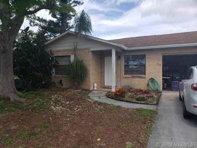 419 Sea Hawk Court, Edgewater, FL 32141 (MLS #1040798) :: Florida Life Real Estate Group