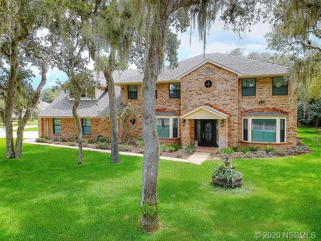 802 Silk Oak Court, New Smyrna Beach, FL 32168 (MLS #1050682) :: Florida Life Real Estate Group