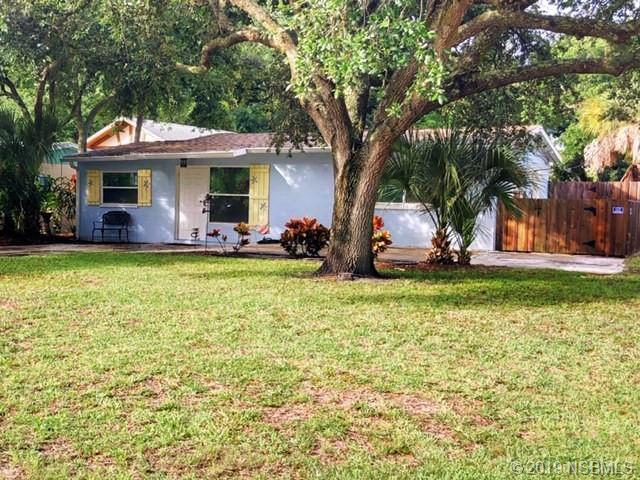 2811 Saxon Drive, New Smyrna Beach, FL 32169 (MLS #1050198) :: BuySellLiveFlorida.com