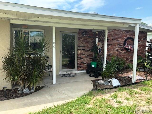 106 Silver Circle, Edgewater, FL 32141 (MLS #1050199) :: BuySellLiveFlorida.com