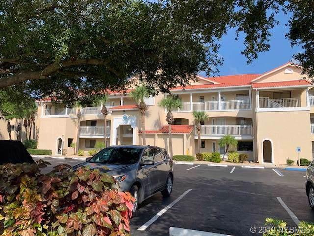 458 Bouchelle Drive #104, New Smyrna Beach, FL 32169 (MLS #1051286) :: BuySellLiveFlorida.com