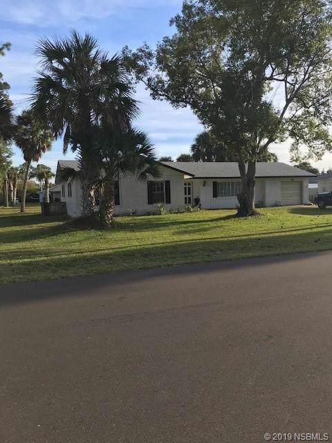 1401 Conrad Drive, New Smyrna Beach, FL 32168 (MLS #1054320) :: BuySellLiveFlorida.com