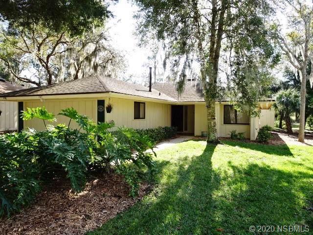 708 Tantallon Court, New Smyrna Beach, FL 32168 (MLS #1055945) :: Florida Life Real Estate Group