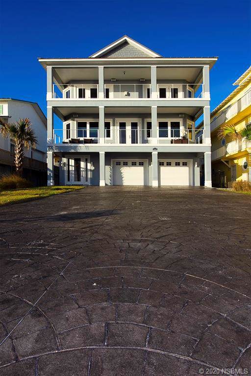 6106 S Atlantic Avenue, New Smyrna Beach, FL 32169 (MLS #1056011) :: Florida Life Real Estate Group