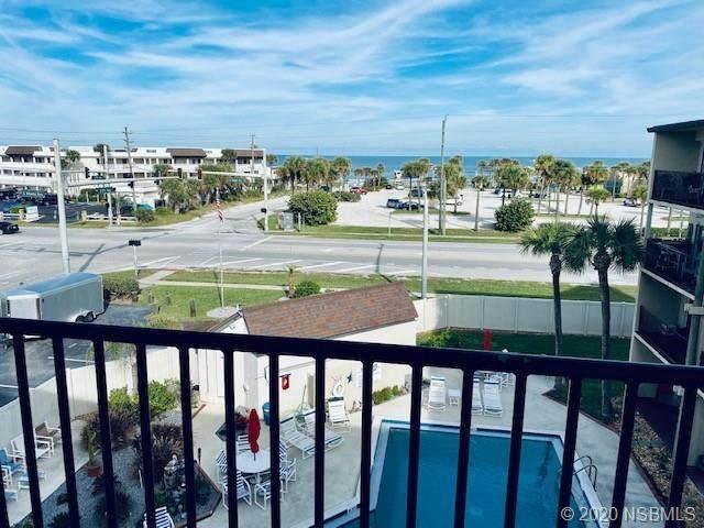 3700 S Atlantic Avenue #402, New Smyrna Beach, FL 32169 (MLS #1057382) :: Florida Life Real Estate Group