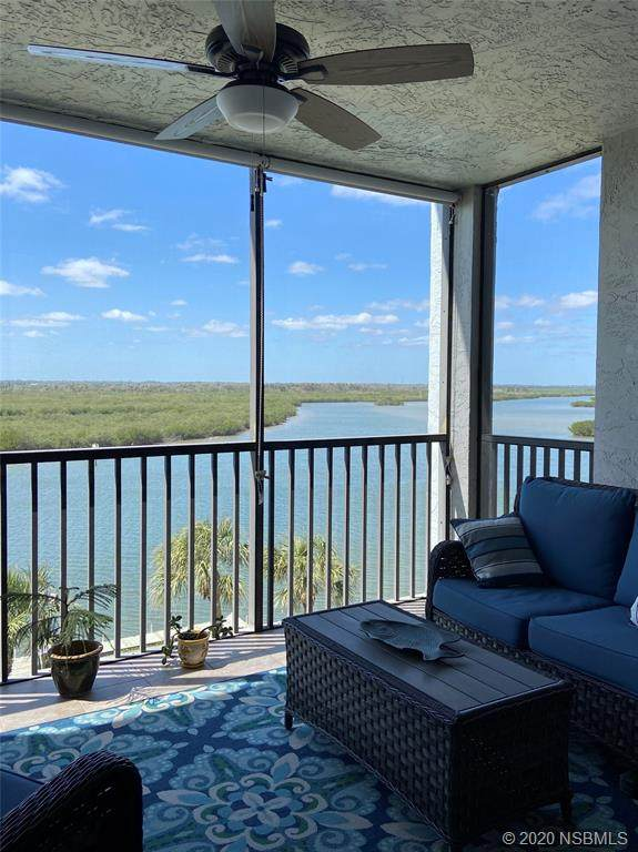 6584 Engram Road D402, New Smyrna Beach, FL 32169 (MLS #1057521) :: Florida Life Real Estate Group