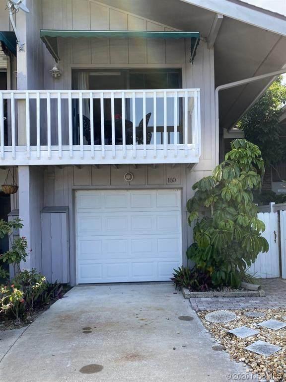 160 Breezeway Court, New Smyrna Beach, FL 32169 (MLS #1057647) :: Florida Life Real Estate Group