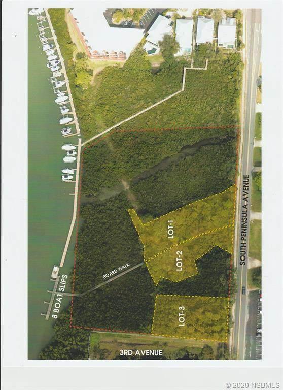 Lot - 3 Penninsula Ave, New Smyrna Beach, FL 32169 (MLS #1057707) :: Florida Life Real Estate Group