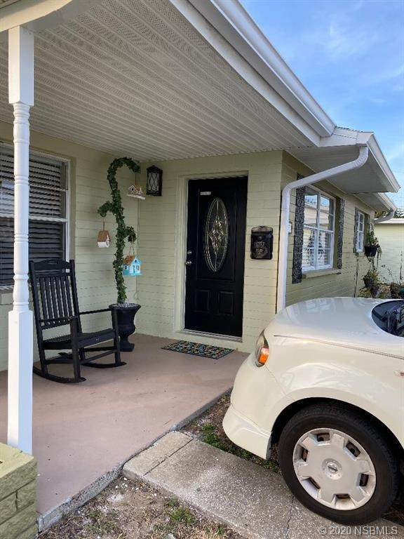 37 Seaside Drive, Ormond by the Sea, FL 32176 (MLS #1057885) :: Florida Life Real Estate Group