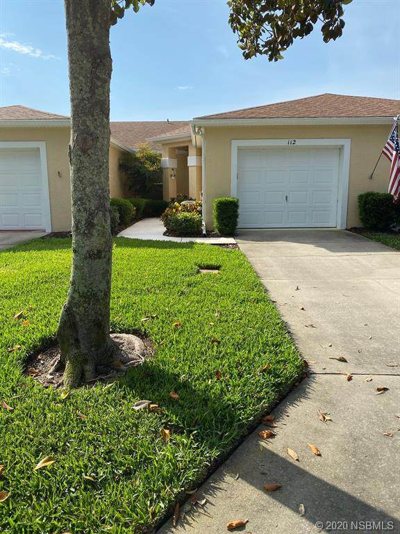 112 Turnbull Villas Circle, New Smyrna Beach, FL 32168 (MLS #1057971) :: Florida Life Real Estate Group