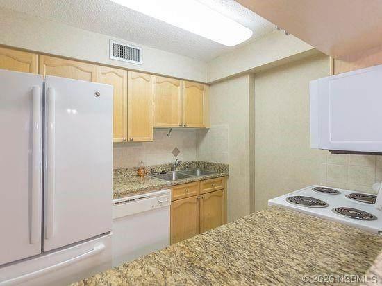 145 N Halifax Avenue #103, Daytona Beach, FL 32118 (MLS #1058388) :: Florida Life Real Estate Group