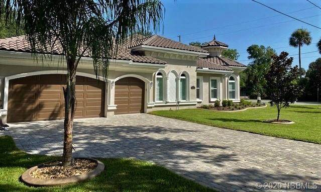 201 Wayne Avenue, New Smyrna Beach, FL 32168 (MLS #1060686) :: Florida Life Real Estate Group