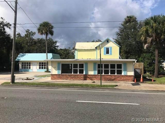 318 N Dixie Freeway, New Smyrna Beach, FL 32168 (MLS #1060918) :: Florida Life Real Estate Group