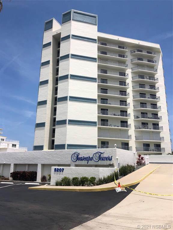 5207 S Atlantic Avenue #122, New Smyrna Beach, FL 32169 (MLS #1063491) :: Florida Life Real Estate Group