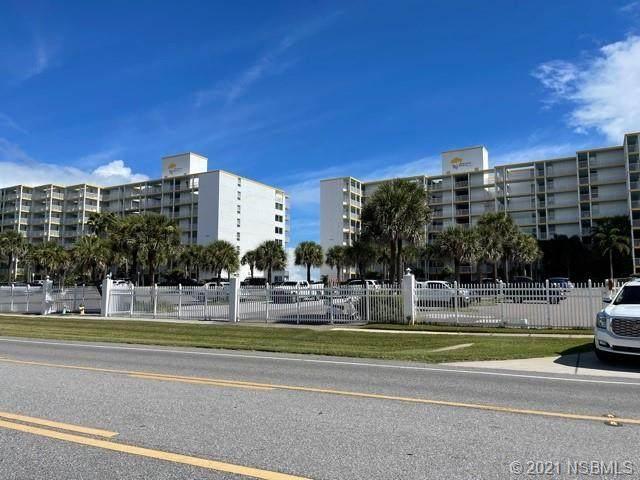 5201 S Atlantic Avenue 102A, New Smyrna Beach, FL 32169 (MLS #1066369) :: Florida Life Real Estate Group