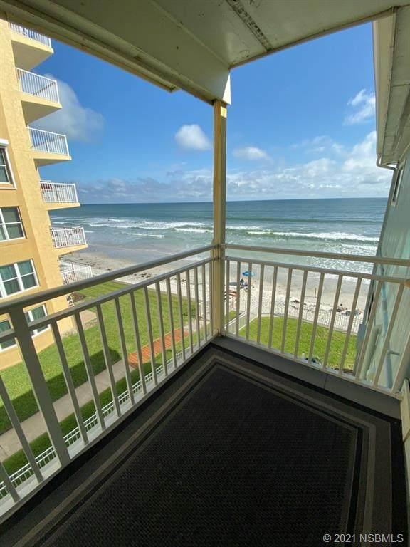 3509 S Atlantic #308, New Smyrna Beach, FL 32169 (MLS #1066475) :: Florida Life Real Estate Group