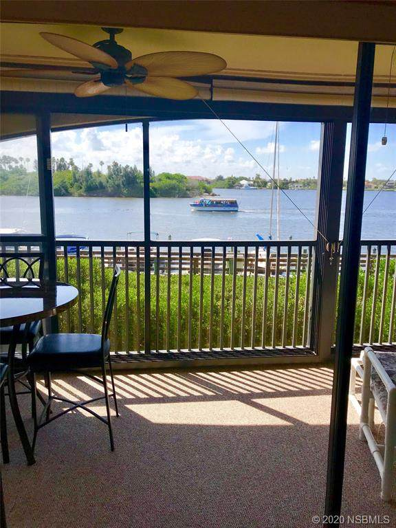 456 Bouchelle Drive #201, New Smyrna Beach, FL 32169 (MLS #1059840) :: BuySellLiveFlorida.com