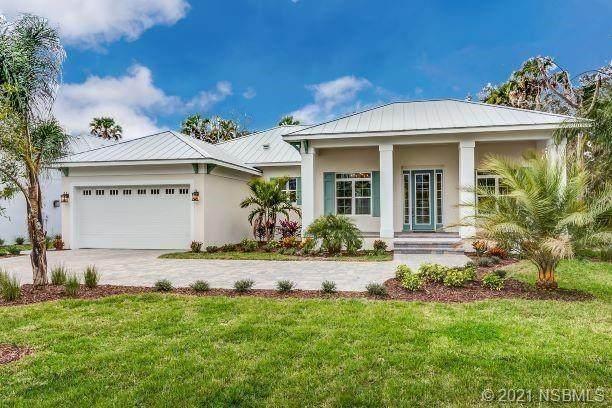 1308 Saxon Drive, New Smyrna Beach, FL 32169 (MLS #1062544) :: Florida Life Real Estate Group
