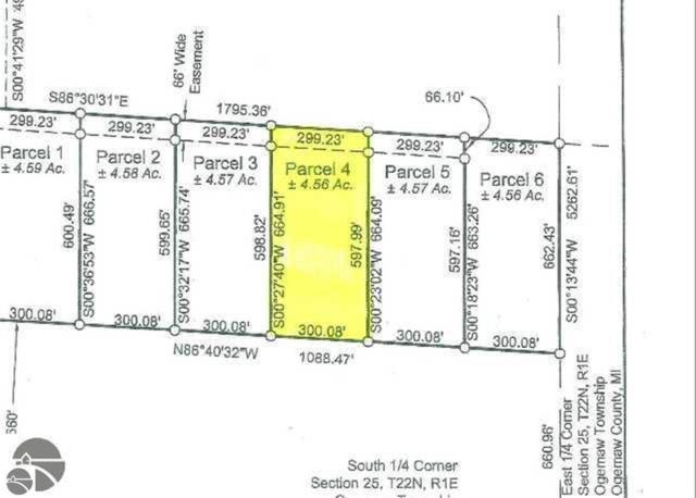 0 Ridge Run, West Branch, MI 48661 (MLS #1839717) :: Brick & Corbett