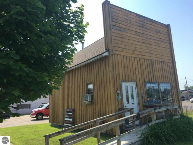 126 N Main Street, Standish, MI 48658 (MLS #1847893) :: Team Dakoske | RE/MAX Bayshore