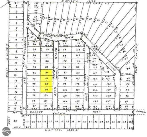 00 David Road, Prescott, MI 48756 (MLS #1852882) :: Brick & Corbett