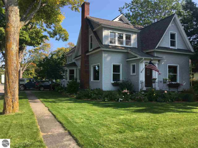201 S Main Street, Leland, MI 49654 (MLS #1854977) :: Team Dakoske | RE/MAX Bayshore