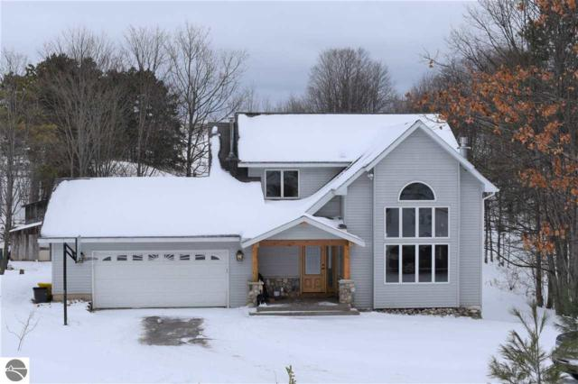 3601 S Maple Valley Road, Suttons Bay, MI 49682 (MLS #1856565) :: Team Dakoske | RE/MAX Bayshore