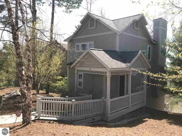 #30 Brook Hill Cottages, Glen Arbor, MI 49636 (MLS #1861630) :: Team Dakoske   RE/MAX Bayshore