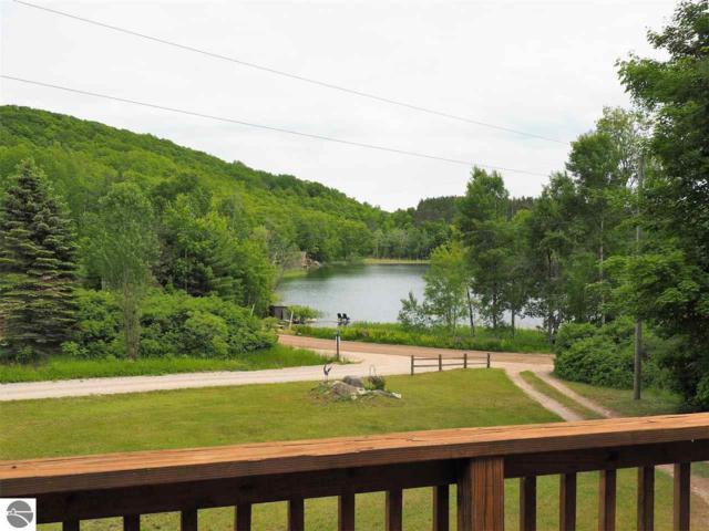 17552 N Sweet Lake Road, Lake Ann, MI 49650 (MLS #1863287) :: Team Dakoske | RE/MAX Bayshore