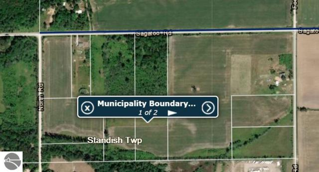 00 Sagatoo Road, Standish, MI 48658 (MLS #1863822) :: CENTURY 21 Northland