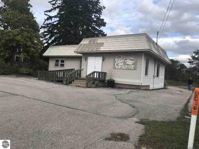 108 N Cedar, Kalkaska, MI 49646 (MLS #1868499) :: CENTURY 21 Northland