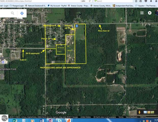 xxx East City Limits Road, Standish, MI 48658 (MLS #1868655) :: Michigan LifeStyle Homes Group