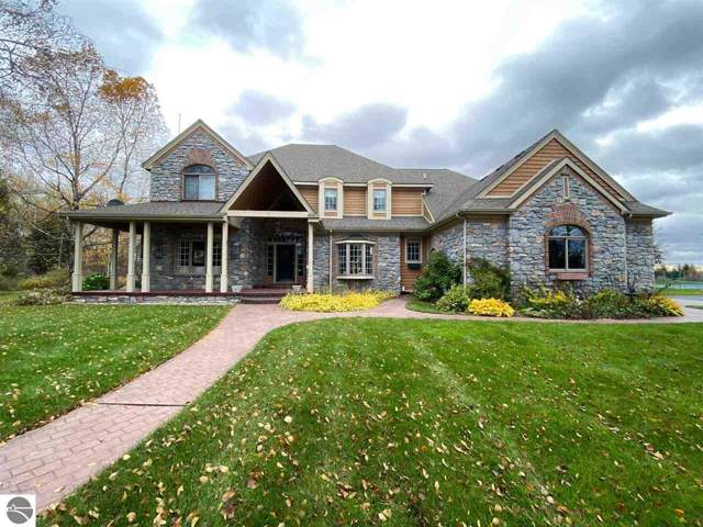 3169 S Nottawa Road, Mt Pleasant, MI 48858 (MLS #1868827) :: Boerma Realty, LLC