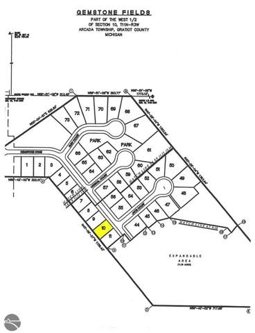 237 Gemstone Drive, Alma, MI 48801 (MLS #1869761) :: Team Dakoske | RE/MAX Bayshore