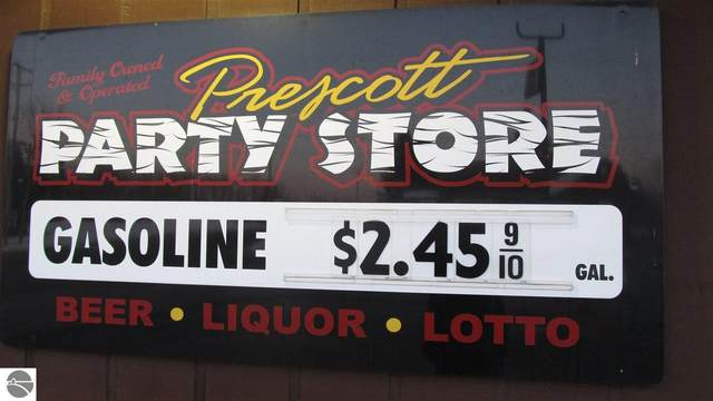 107 S Sage Lake Road, Prescott, MI 48756 (MLS #1872385) :: Brick & Corbett