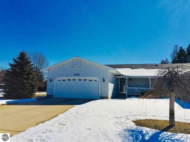2446 Rosewood Drive, Mt Pleasant, MI 48858 (MLS #1872427) :: Boerma Realty, LLC