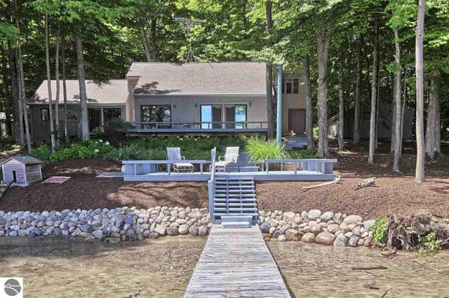 3155 NW Torch Lake Drive, Kewadin, MI 49648 (MLS #1872491) :: Michigan LifeStyle Homes Group