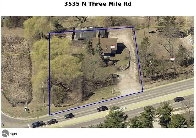 3535 Three Mile Road, N, Traverse City, MI 49686 (MLS #1872596) :: Team Dakoske | RE/MAX Bayshore