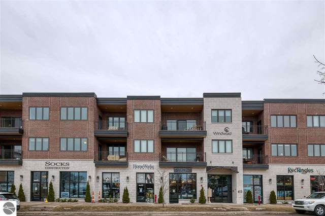 613 Randolph Street #208, Traverse City, MI 49684 (MLS #1873259) :: Brick & Corbett