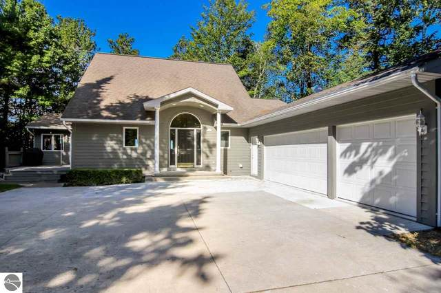 357 N Golden Beach Drive, Kewadin, MI 49648 (MLS #1873264) :: CENTURY 21 Northland